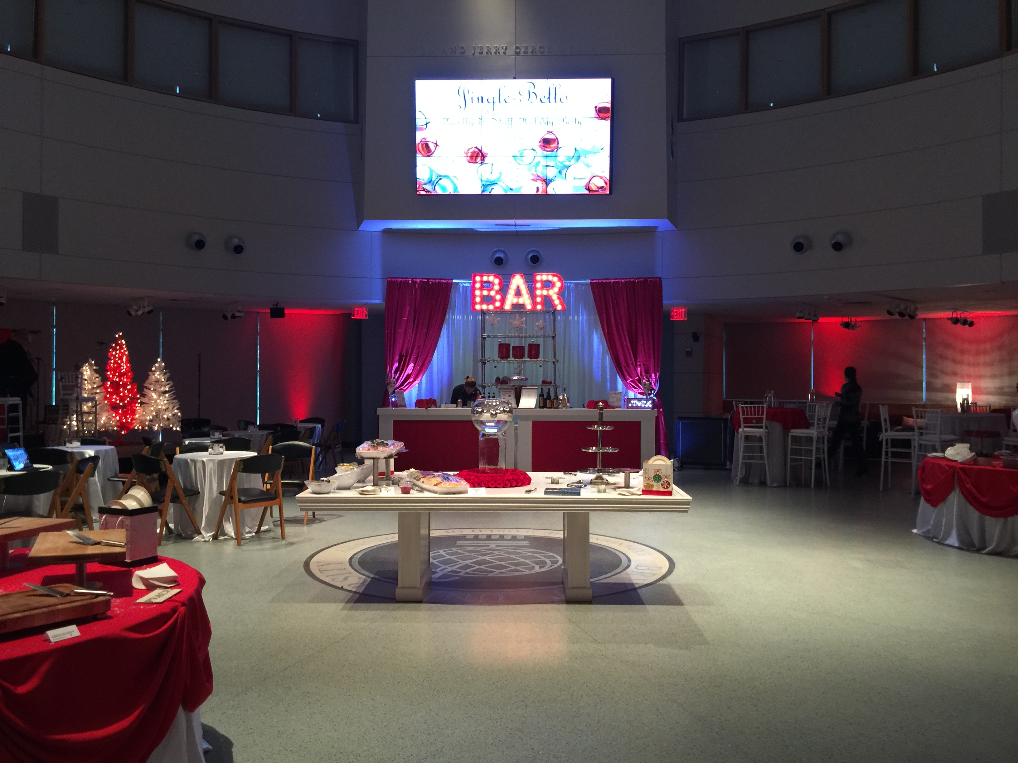 Bryant University Holiday Gala