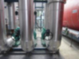 Строительство газовых котельных