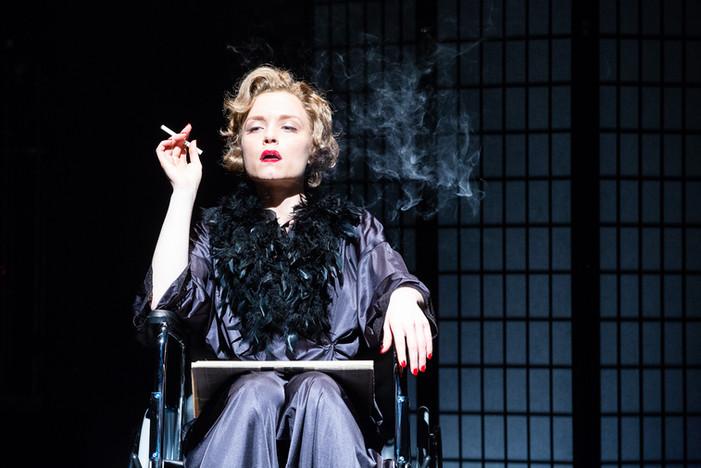 Dietrich Rides Again starring Justyna Kostek