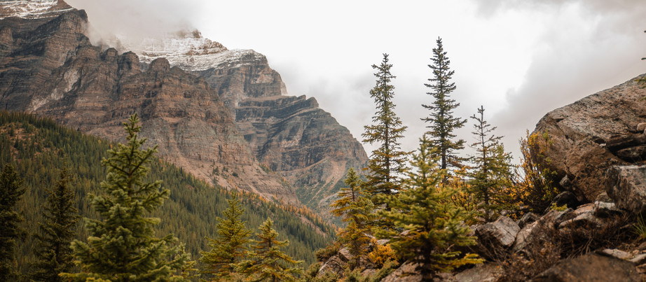 5 MUST HAVES in your backpack for your Canadian Rocky Mountain Elopement