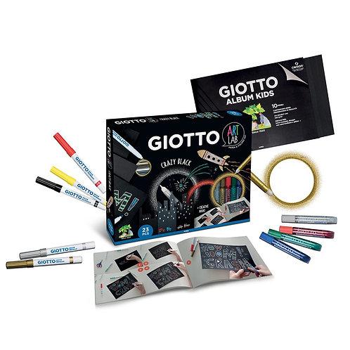 Giotto Art Lab: Set Crazy Black