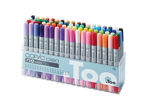 Set 72 Copic Ciao A