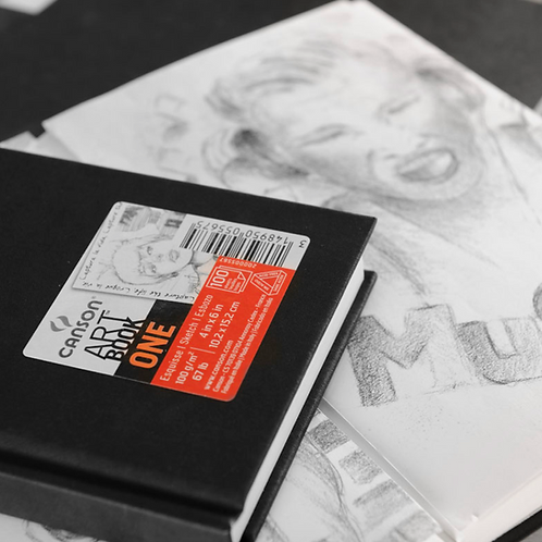 Bloc Canson One Art Book Cosido/Anillado