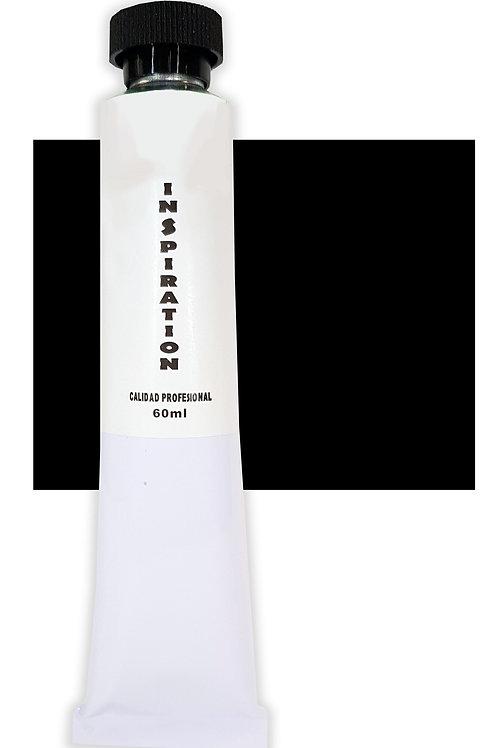 Óleo Inspiration negro carbón (60ml)