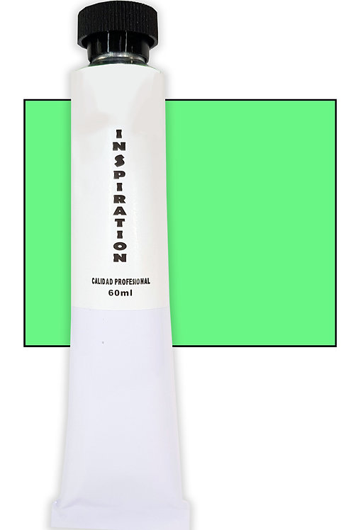 Óleo Inspiration verde veronés (60ml)