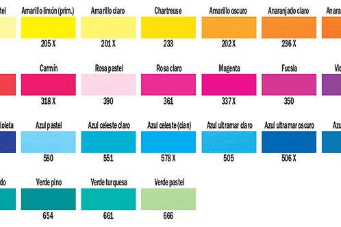 Rotulador Ecoline Selección de colores 1