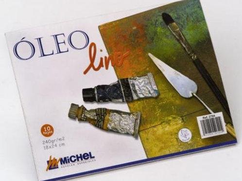 Bloc Óleo Lino Michel