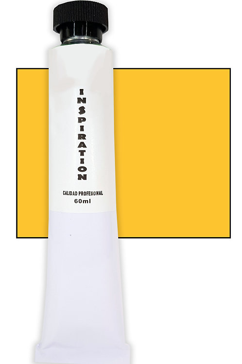 Óleo Inspiration amarillo de cromo (60ml)