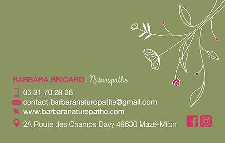 Barbara Bricard naturopathe angers