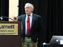 Keynote Speaker Tom McKee