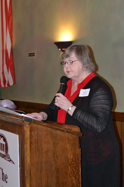 President-Elect Mary Licht