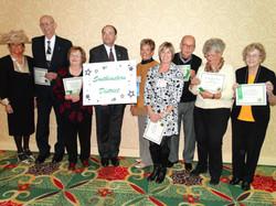Honor Points winners - Southeastern