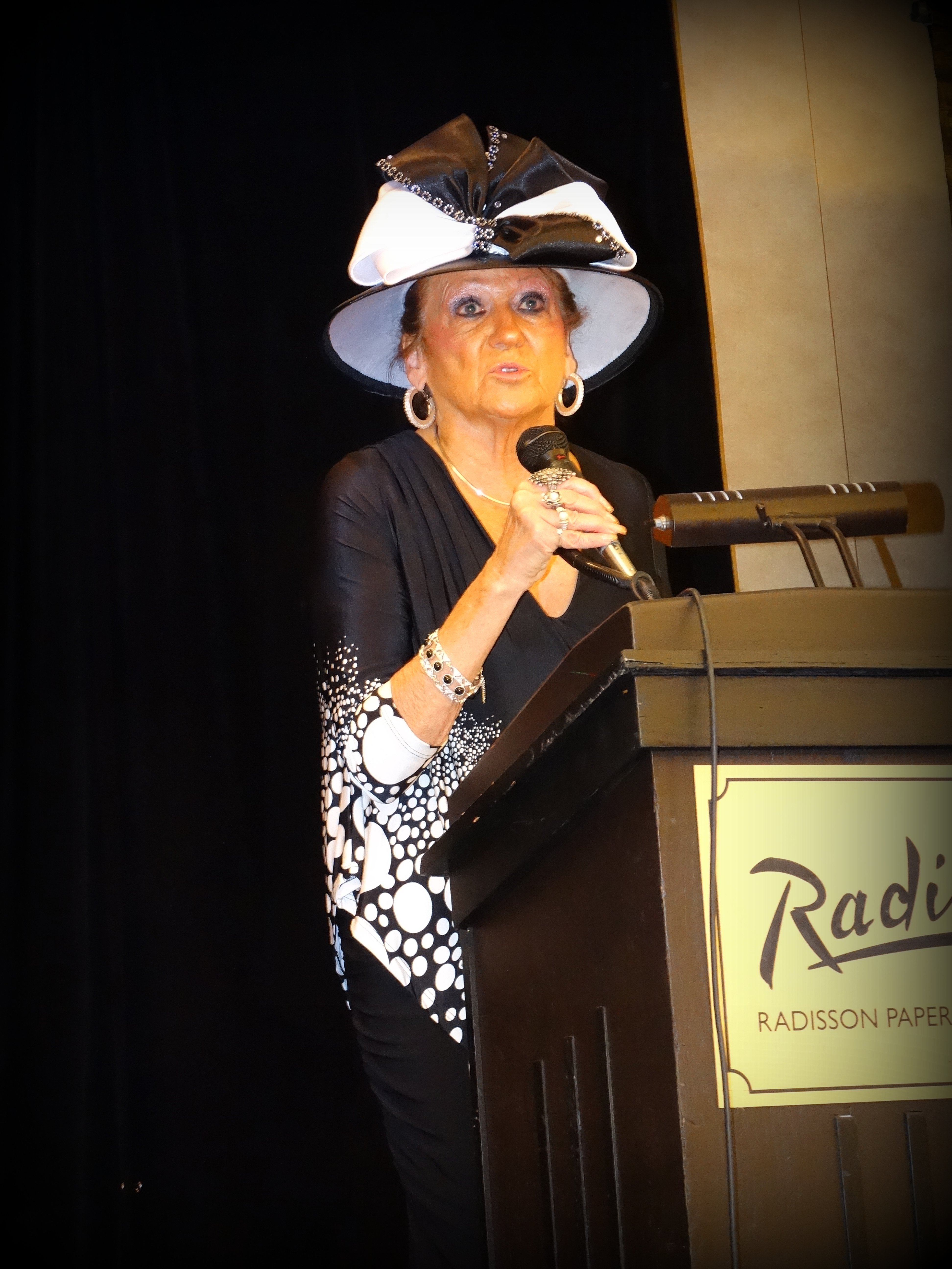 President Bonnie Olson