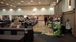 Silent Auction and Vendor Area