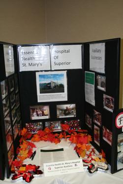 Organizational Displays