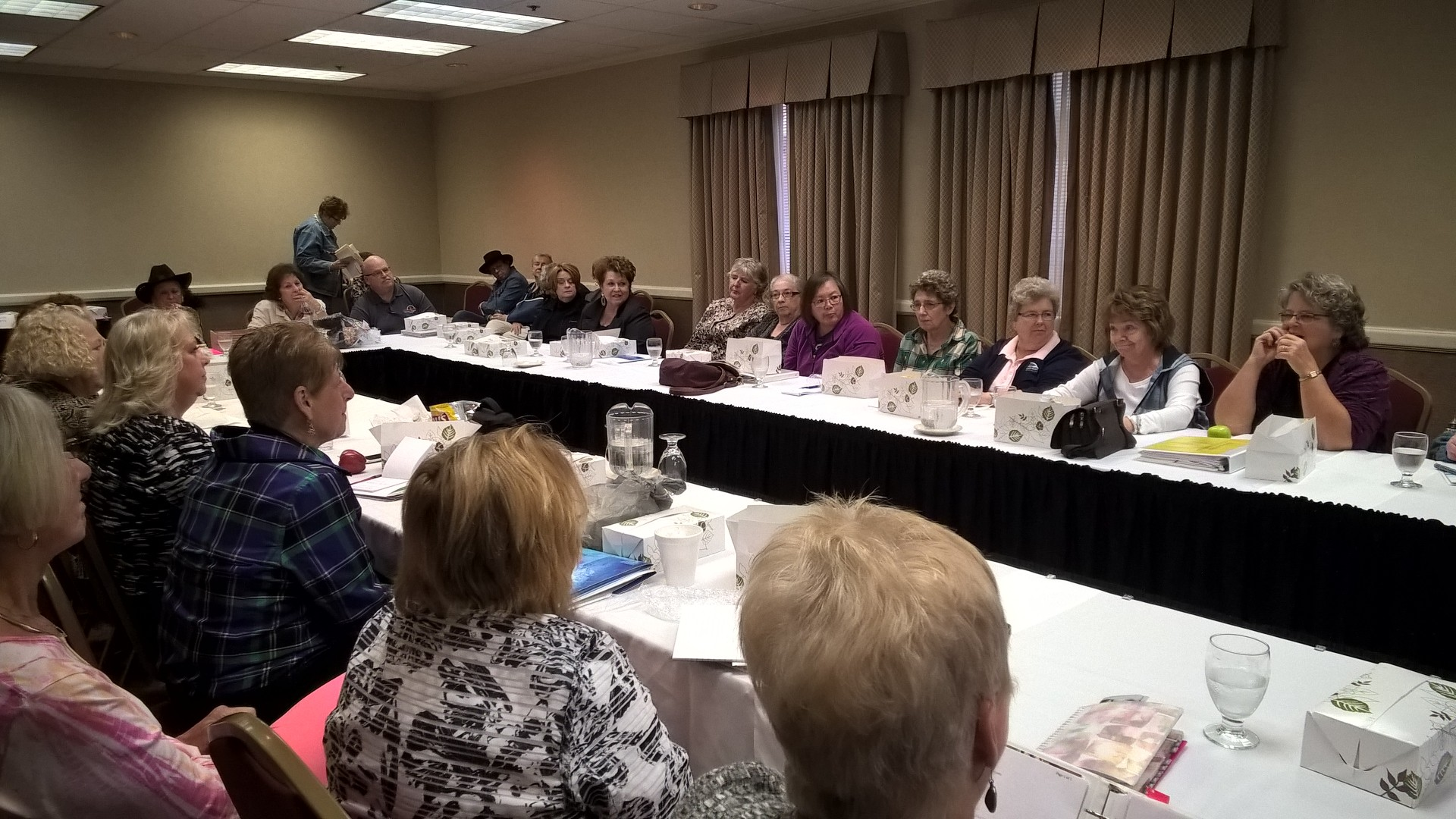 Convention Wrap-Up