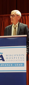 Governor Evers - Lunch Speaker
