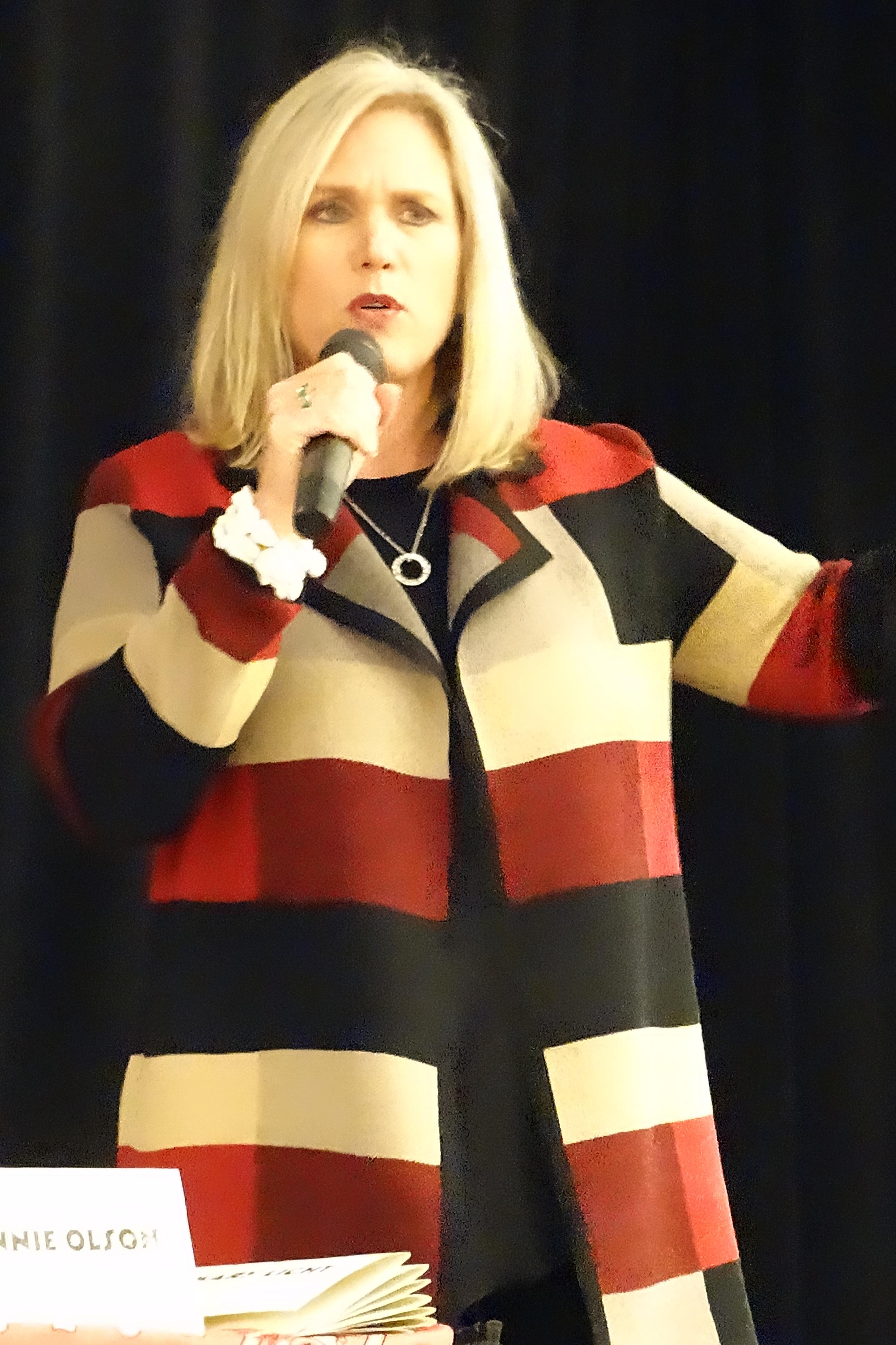 Keynote Speaker Kim Hodous