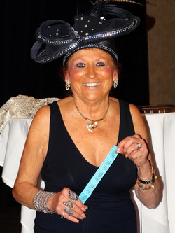 Bonnie Olson, 50/50 Purchaser