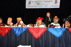WAVE Awards head table