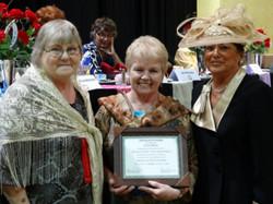 District Chair award