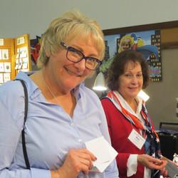 Barb Jamerson and Rose Raska