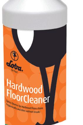 Hardwood Floor Spray Cleaner