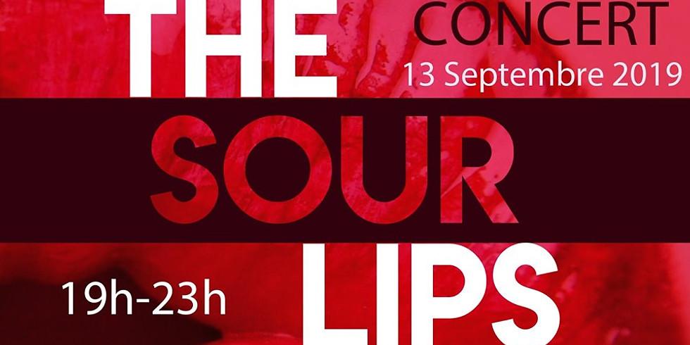 Concert de la rentrée - the Sour Lips & Turfuzz