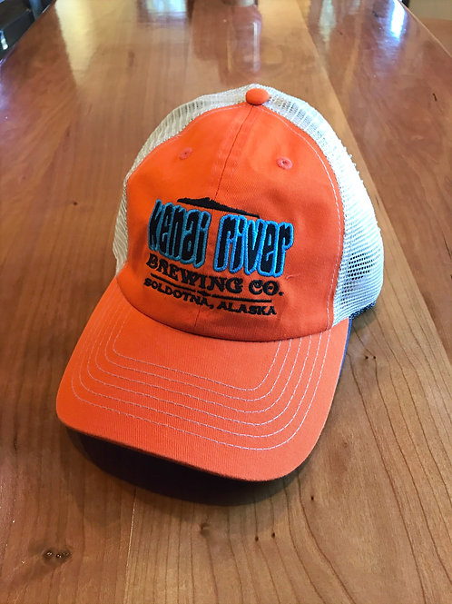 Baseball Hat - orange