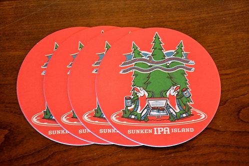 Sunken Island- Coasters