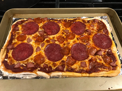 Meat Lovers Pizza Kit
