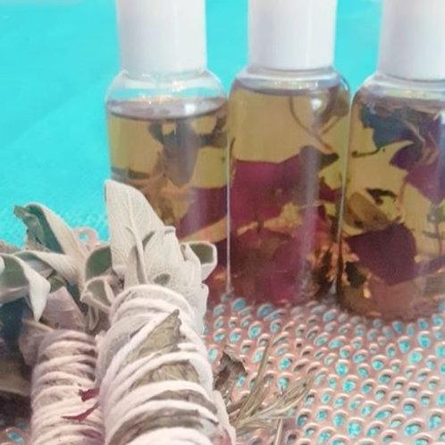 Floral & Sage Oils