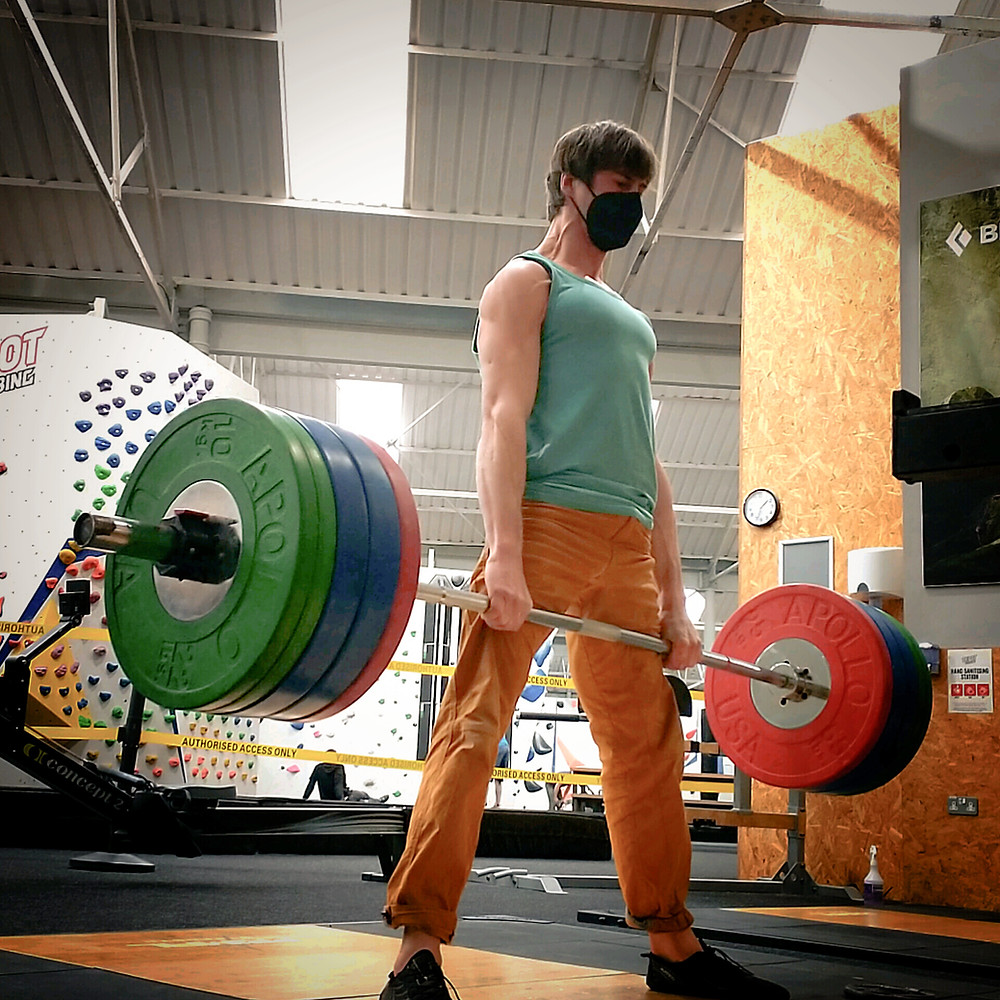 190kg Deadlift at 70kg Bodyweight [Yoga Enhanced...]