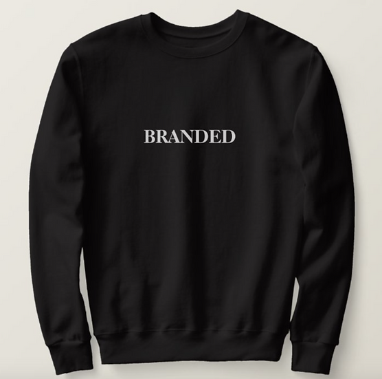 The Branded Sweatshirt