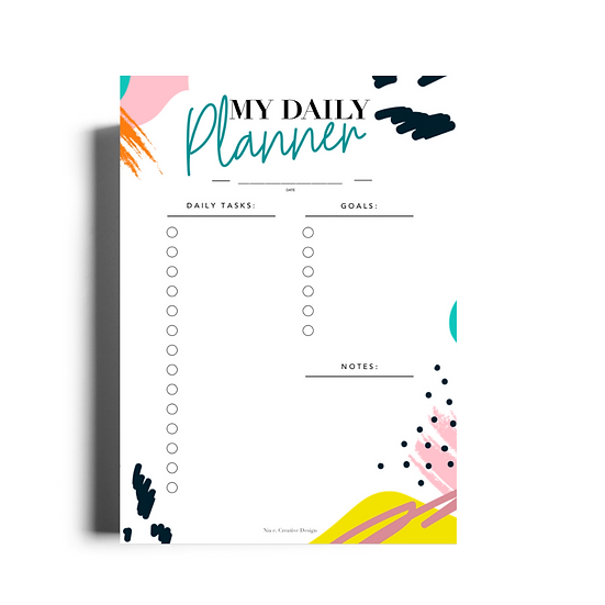 Love My Daily Planner