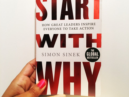 3 Takeaways From Start With Why!