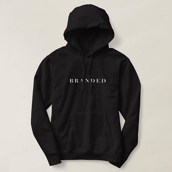 Classic Branded Hoodie