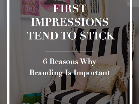 First Impressions Tend To Stick!