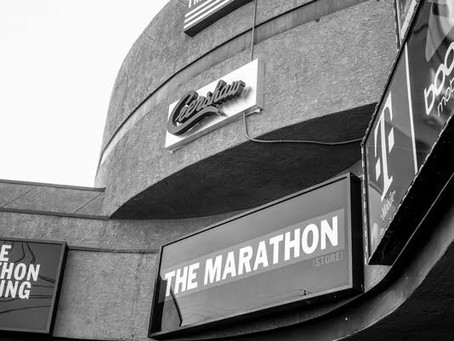 Why Running A Marathon is Like Running a Business.