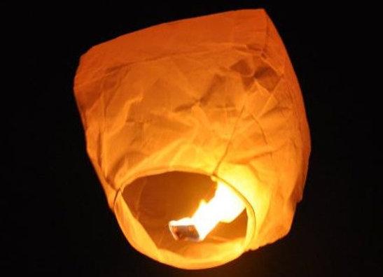Glow Lanterns - Pack of 10