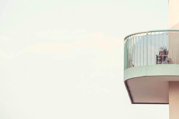 From My Window II - 30x45cm - 160€