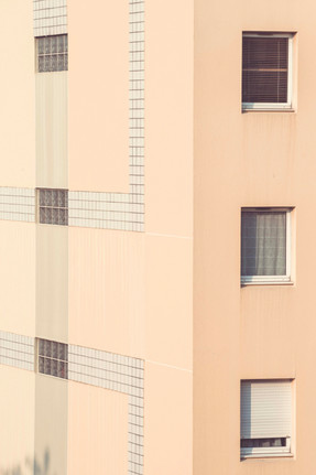 From My Window I - 30x45cm - 160€