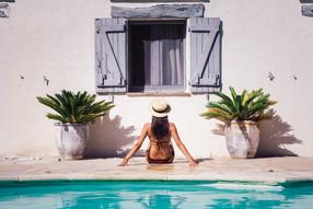 Swimming Pool - 30x45cm - 160€