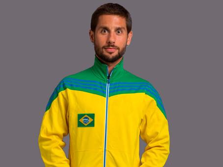Cleber Isbin no Campeonato Mundial de Ultramaratona