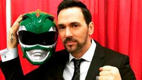 Jason David Frank, o Power Ranger Verde original, é confirmado na CCXP 2019