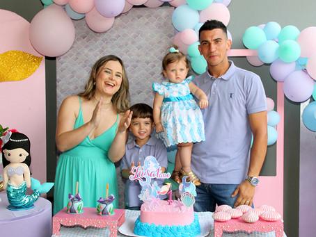 Em Foco: Aniversário Luísa 1 aninho