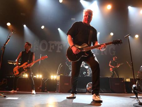 Show da banda The Offspring é confirmado em Ribeirão Preto