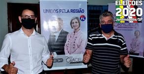 ELEIÇÕES 2020: Convenções - Lindenilton da Silva Ganda (Gandinha)-PL