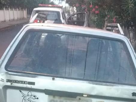 Patrulha da PM prende ladrão de carro em Jardinópolis