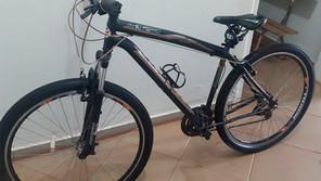 PM prende ladrão de bicicleta